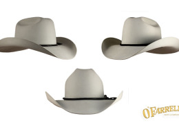 "Cattleman  230   Traditional cattleman at 5"" crease height with a wide  center crease and long dents and extra wide 4 ½"" brim. Shown here in silver  belly ... 634af657505e"