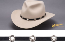 Aaron John Hat Bands
