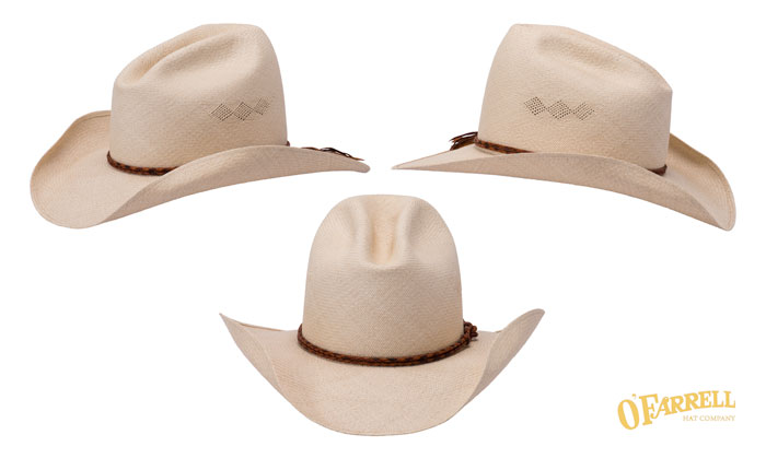 Your Very Own Hand-Woven, Hand-Blocked, Custom-Sized Montecristi Panama Hat.