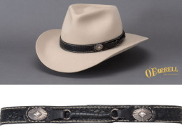 Brad Martin Hat Bands