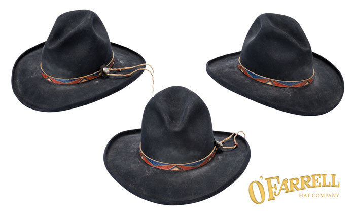4315afa7e O'Farrell Hat Company: Custom Hats/Distressed Hats