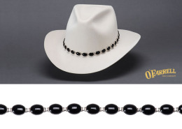 Roger Wilbur Hat Bands
