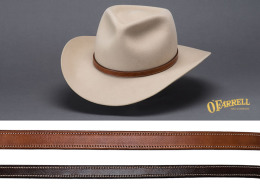 Mark Shelton Hat Bands