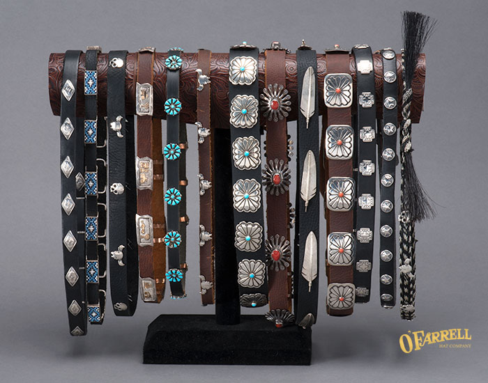Concho Hat Bands