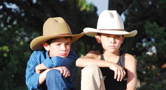 Custom cowboy hats Santa Fe