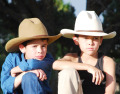 O'Farrell Custom Cowboy Hats for Boys